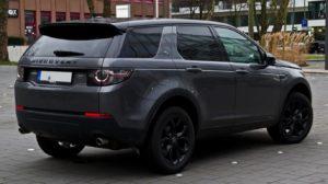 Land Rover Discovery essais