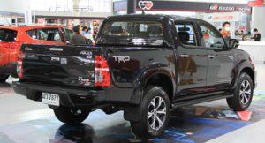 Toyota HiLux essais