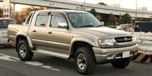 Toyota HiLux tests