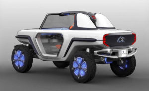 concept car Suzuki e-Survivor