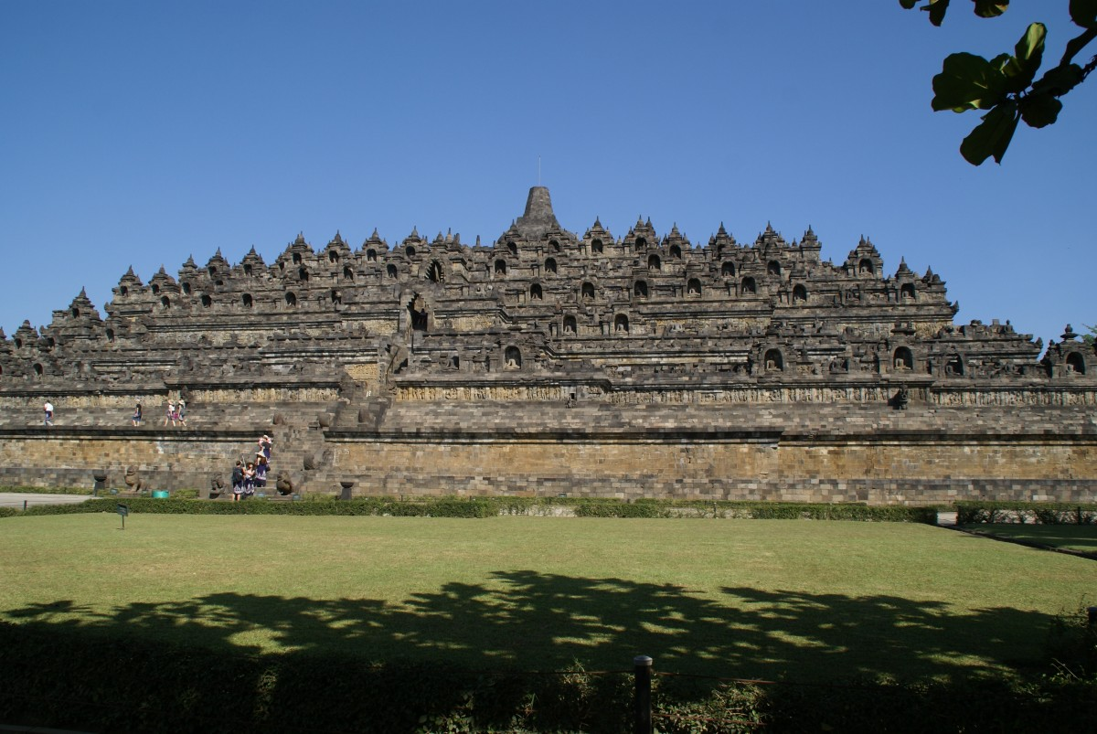 Borobodur Temple Indonésie