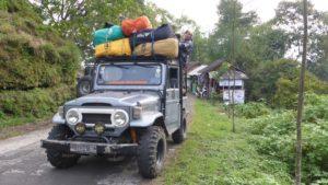 Indonesia travel adventure